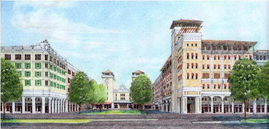 Downtown Dadeland Project 1