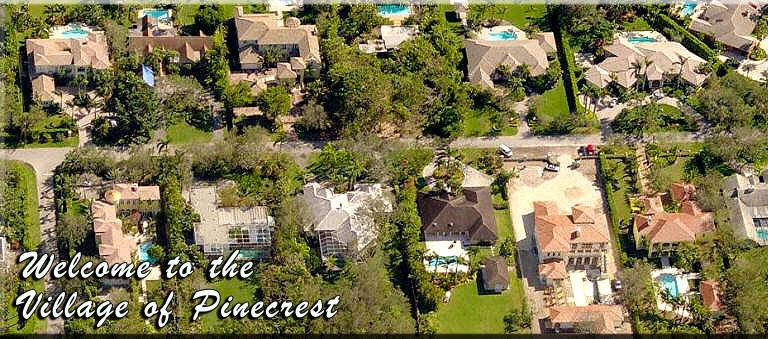 Village of Pinecrest Real Estate