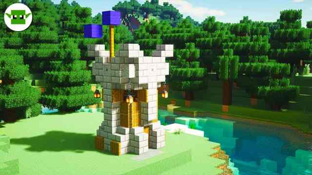 Do It Yourself – Tutorials – Minecraft  How to Build a Small