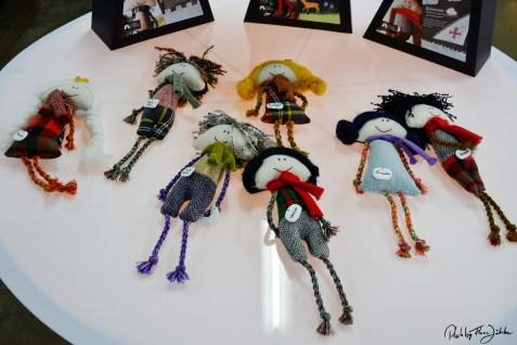 Histórias Criativas Puppen für die historischen Dörfer von Ana Almeida. Foto: Flora Jädicke