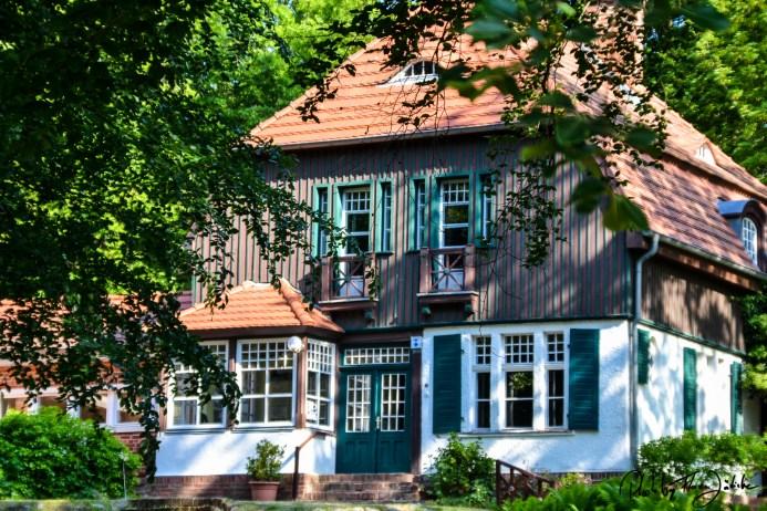 Gerhard Hauptmann Haus. Foto: Flora Jädicke