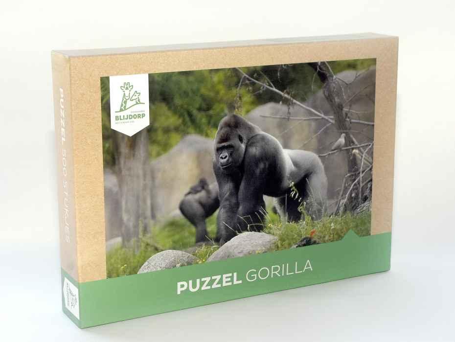 Puzzel Gorilla