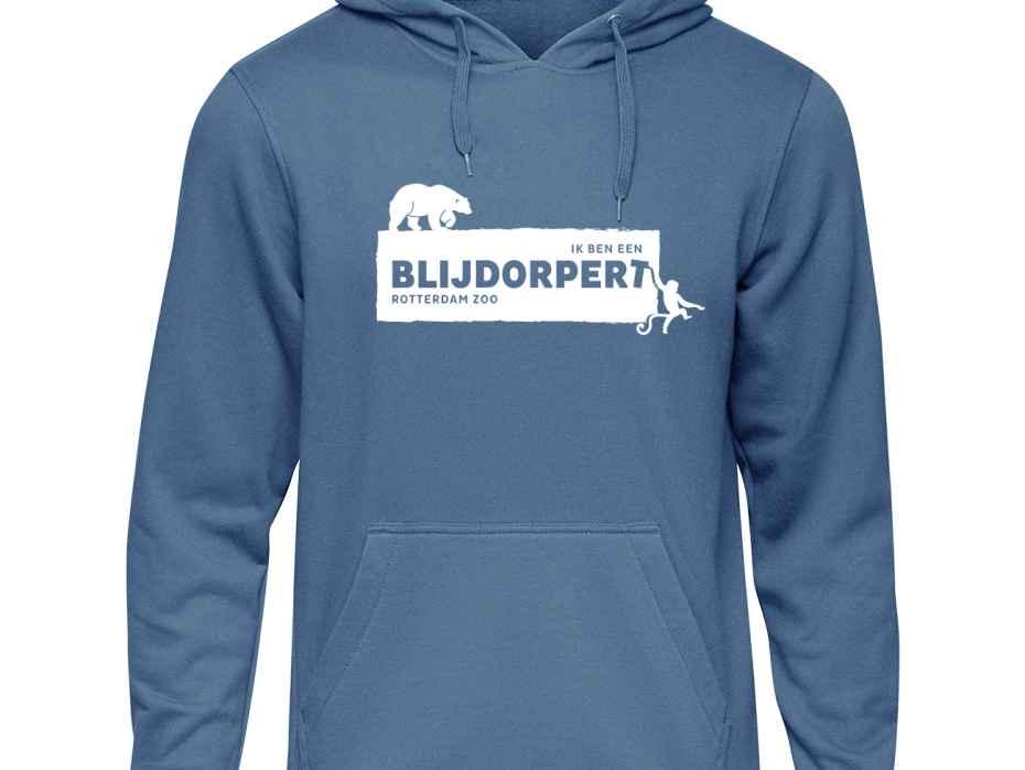 Blijdorpert hoodie