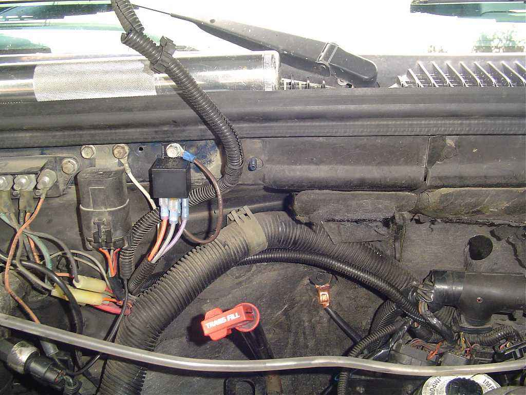 1996 F250 Fuel Filter Housing