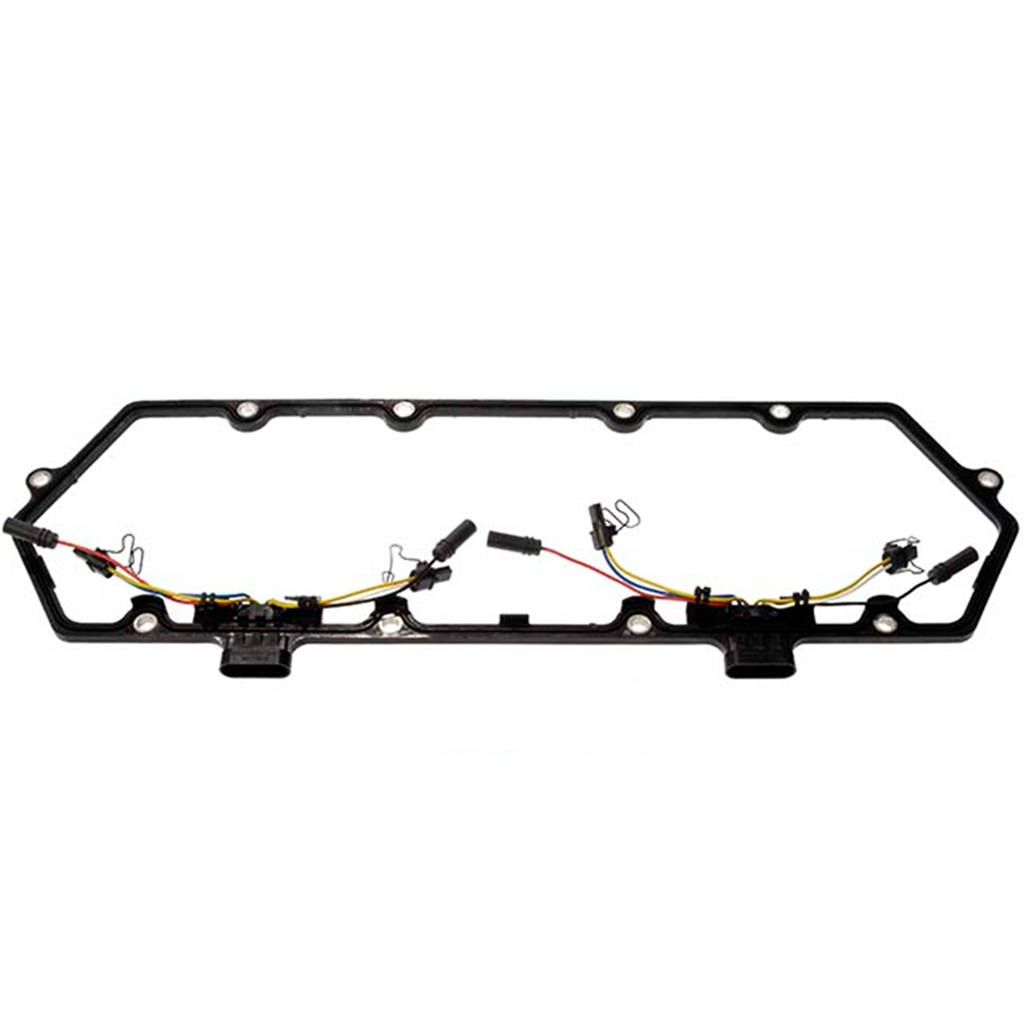 7 3l Valve Cover Gasket Kit With Harness