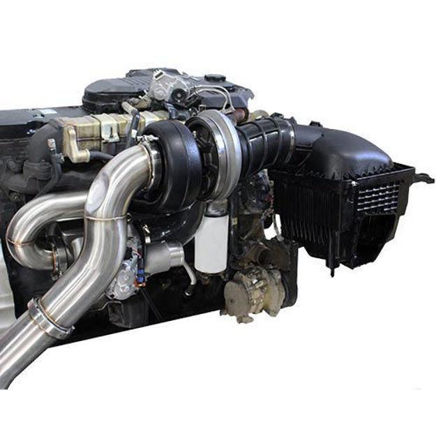 dps 6 7 cummins add a turbo kit 6 7 cummins twin turbo kit
