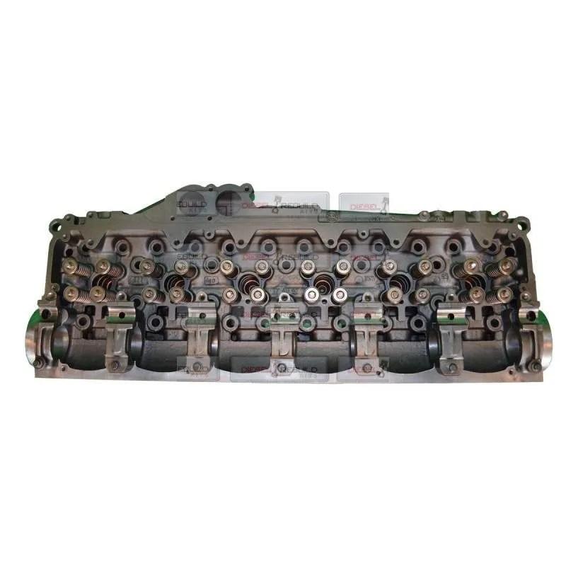 Cylinder Head | Detroit Diesel Series 60 | 12 7L | Reman | Diesel Rebuild  Kits