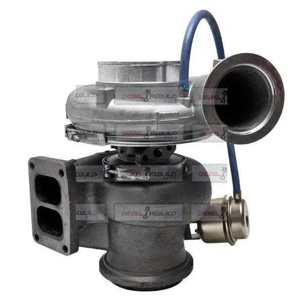 Detroit Diesel Series 60 >> Turbo Charger Detroit Diesel Series 60 12 7 Liter Diesel Rebuild Kits