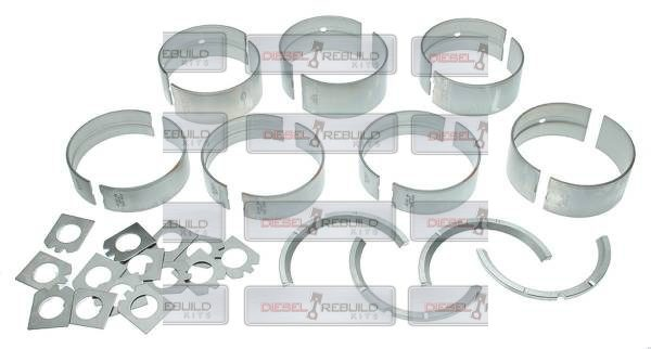 Main Bearing Set | Cummins N14 | 3801260 | Diesel Rebuild Kits
