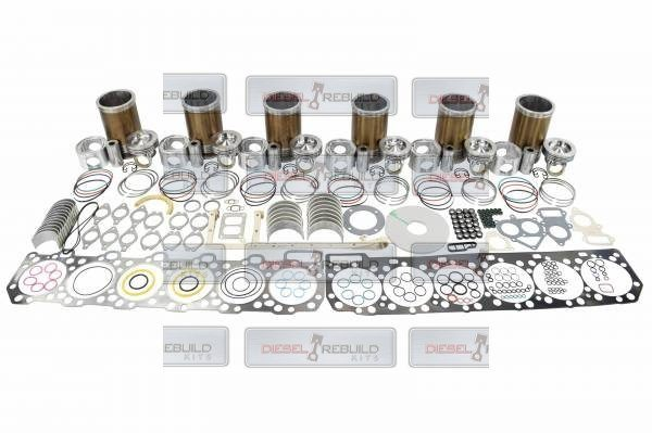 E C Inframe Kit on C15 Caterpillar Engine Fuel System