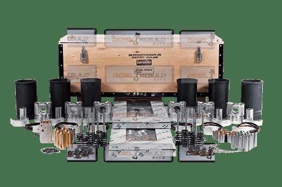 Out-Of-Frame Overhaul Rebuild Kit | Komatsu 6D95 Engine | Diesel Rebuild  Kits