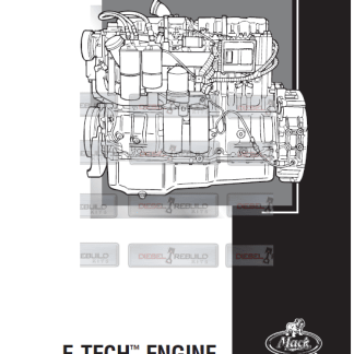 mack service repair manual