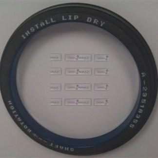 23518355 front crankshaft oil seal detroit diesel series 60