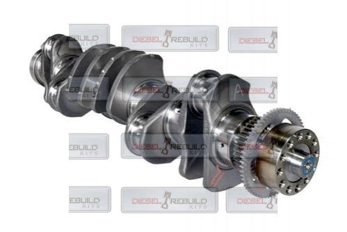cummins isx 15 crankshaft