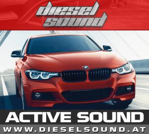 ACTIVE SOUND BMW 3er-Reihe F30 F31)