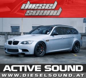 ACTIVE SOUND BMW 3er-Reihe (E90/91/92/93)
