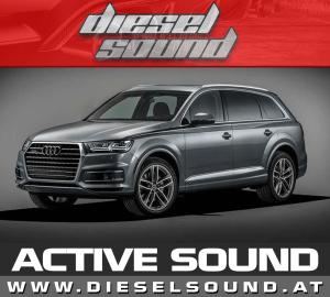 Audi Q7 4M Active Sound