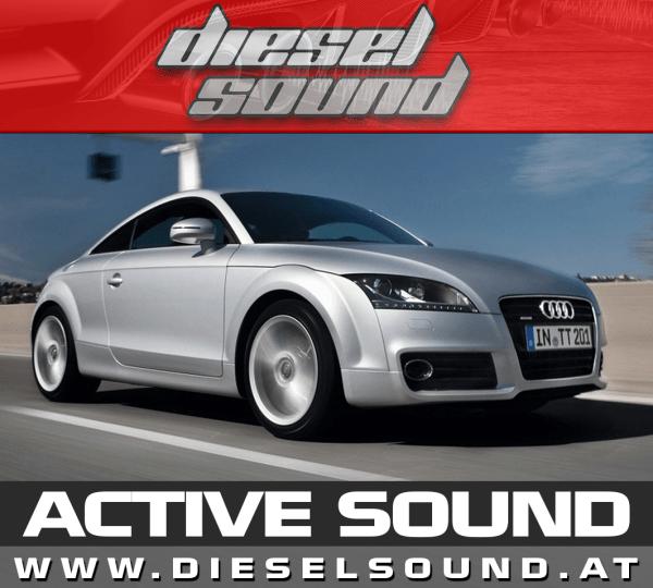 Audi TT 8N Active Sound