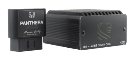 Active Sound Cube & OBD-Dongle