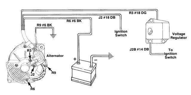 42506d1390575470 new cummins charging issues alternator?resize=640%2C319&ssl=1 external voltage regulator wiring diagram wiring diagram rs51 voltage regulator wiring diagram at fashall.co