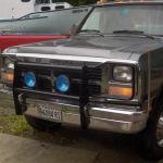 Bull Bar On A 1st Gen Dodge Diesel Diesel Truck Resource Forums