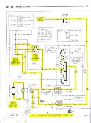 Where is the blower motor relay?  Dodge Diesel  Diesel Truck Resource Forums