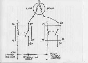 Relays for headlight switch?  Dodge Diesel  Diesel Truck