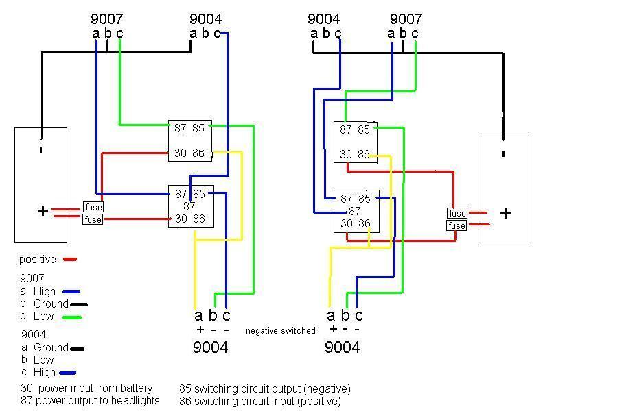 bi hid conversion kit wiring diagram 2006 hyundai sonata