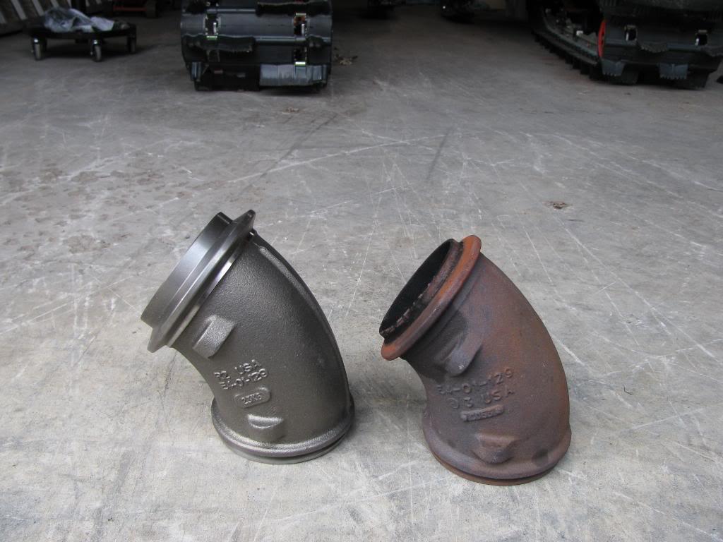 03 04 5 exhaust vs 04 5 08 exhaust