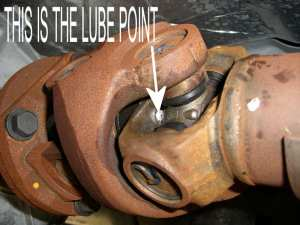 Grease Fittings?  Dodge Diesel  Diesel Truck Resource Forums