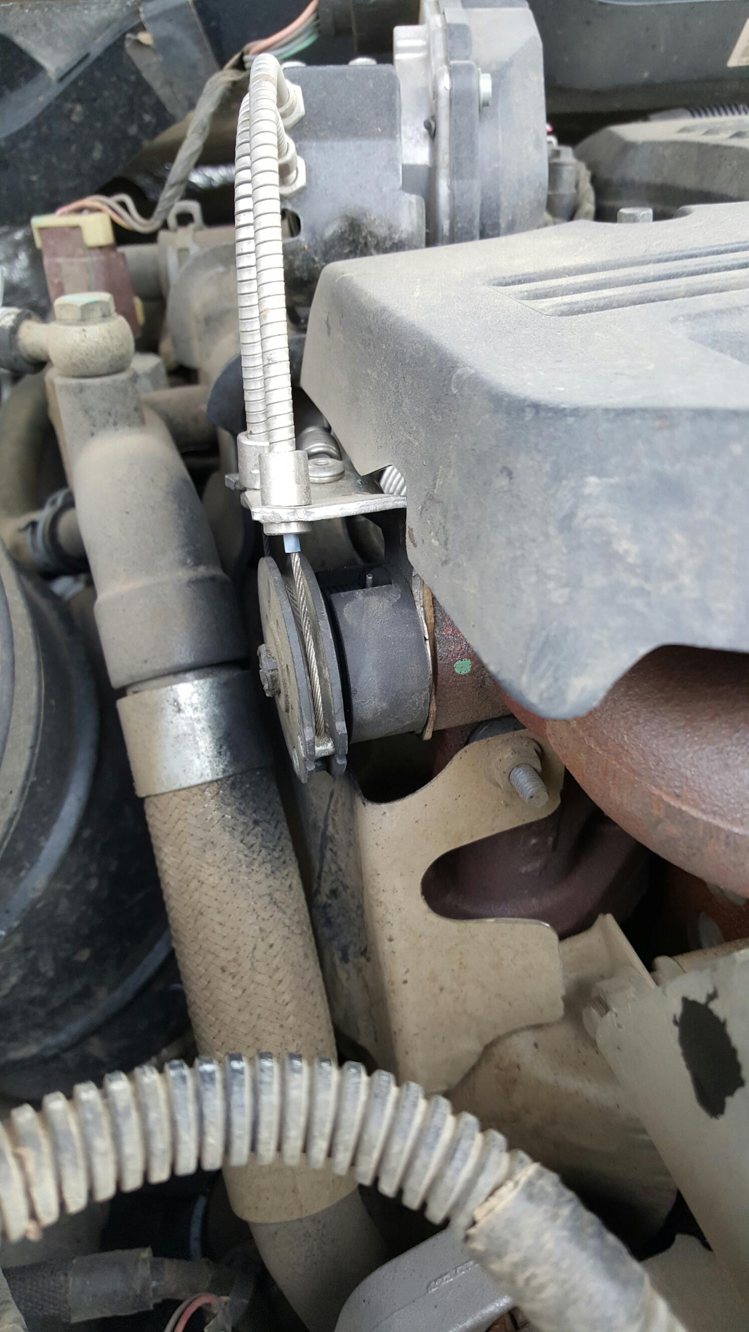exhaust brake squeal dodge diesel