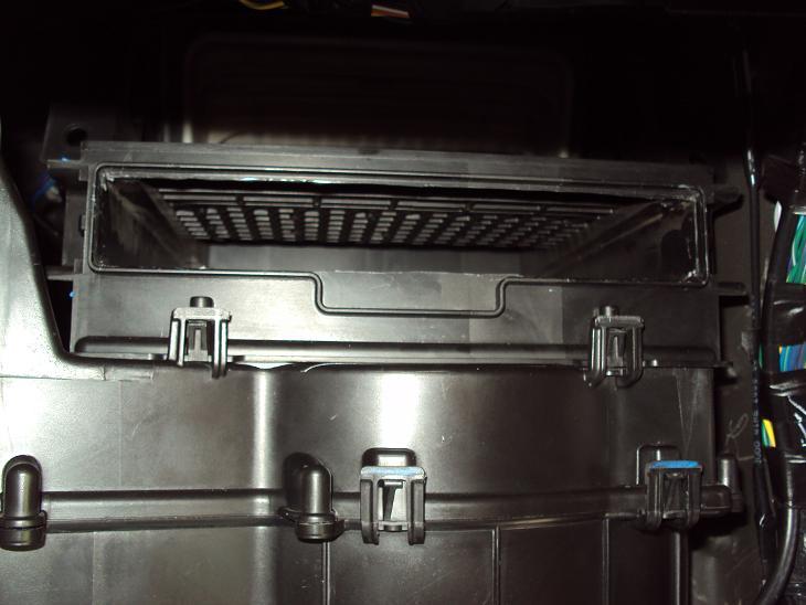 Ram Cabin 1500 Filter 2011