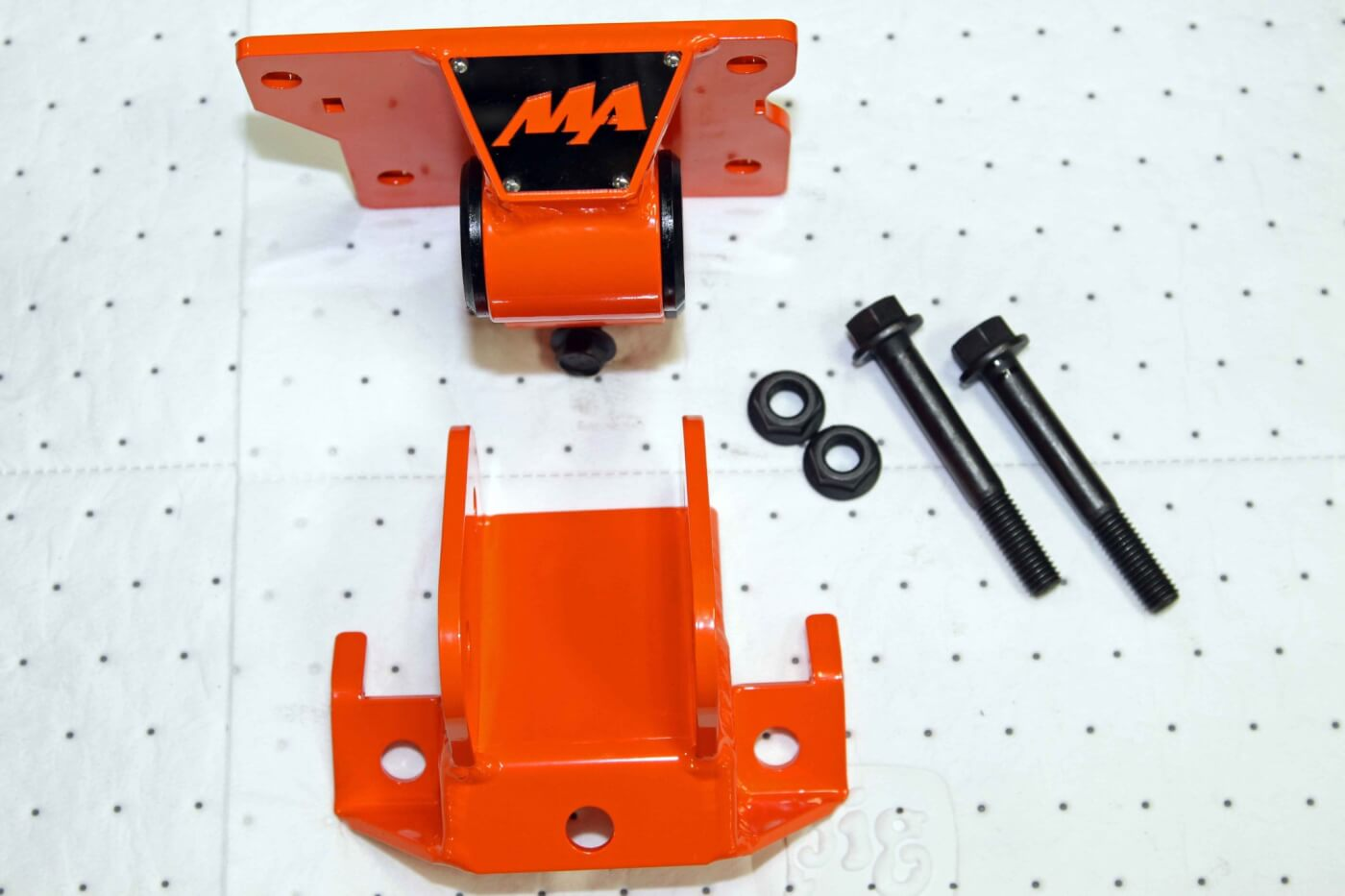 Rock-Solid: Merchant Automotive's New Duramax Motor Mounts