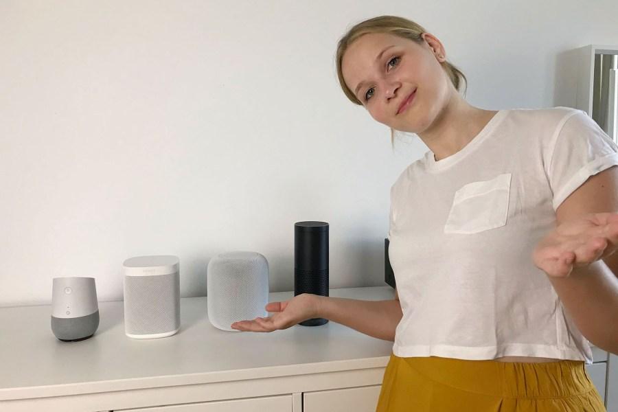 Vergleich unserer smarten Speaker