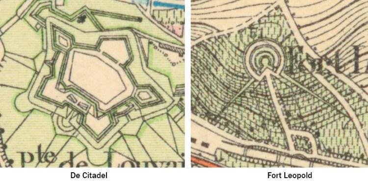 fortificaties