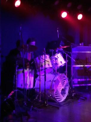 Schlagzeug mit Christoph Leich-