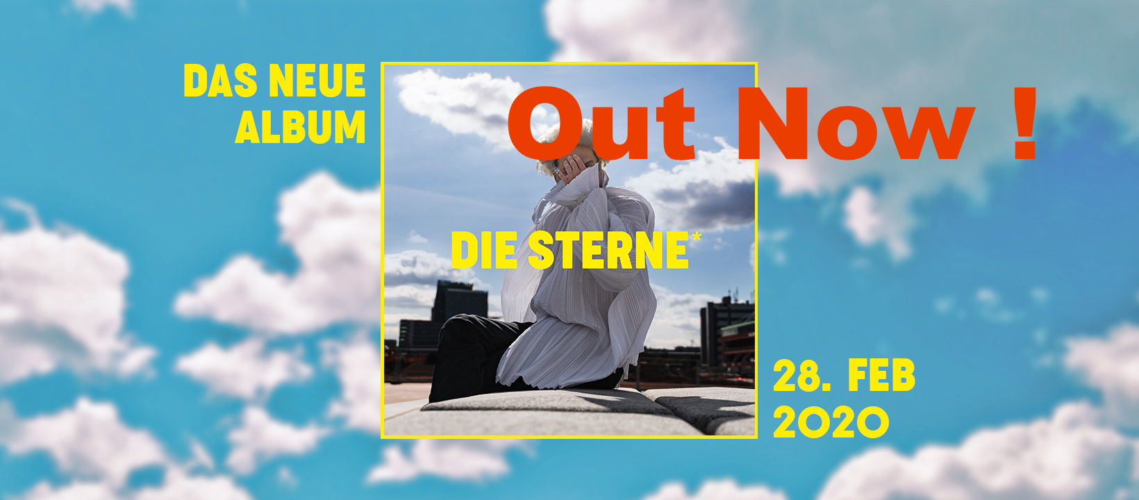 Cover Die Sterne Out Now