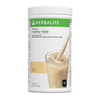 F1 Meal Replacement Shakes – Vanilla Cream 550g