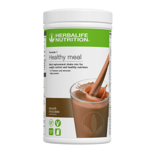 F1 Meal Replacement Shakes – Smooth Chocolate Flavour 550g