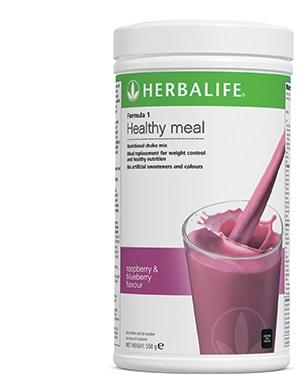dietbud Herbalife Healthy Meal