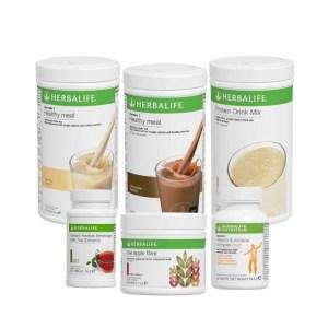 Advanced - Herbalife Optimal Weight Loss Women