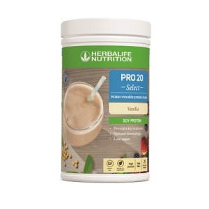 PRO 20 – Water Mixable Protein Shake