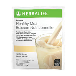 Herbalife Shakes - F1 Pack of 7
