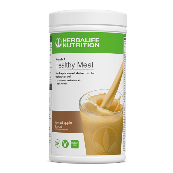 F1 Meal Replacement Shake – Spiced Apple