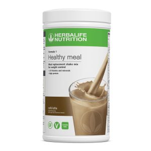 F1 Meal Replacement Shakes – Caffe Latte 550g