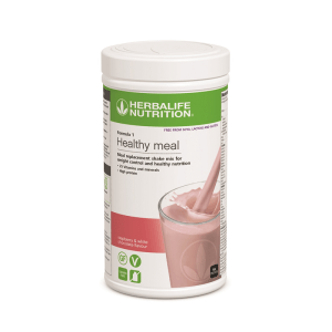 F1 Meal Replacement Shake – Raspberry & White Chocolate Flavour