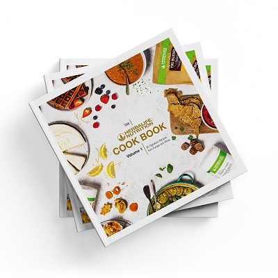 Herbalife Nutrition Cookbook Volume 1