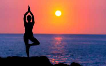 yoga stres