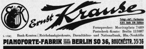 Krause E6