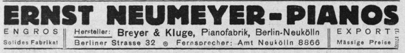 Ernst Neumeyer